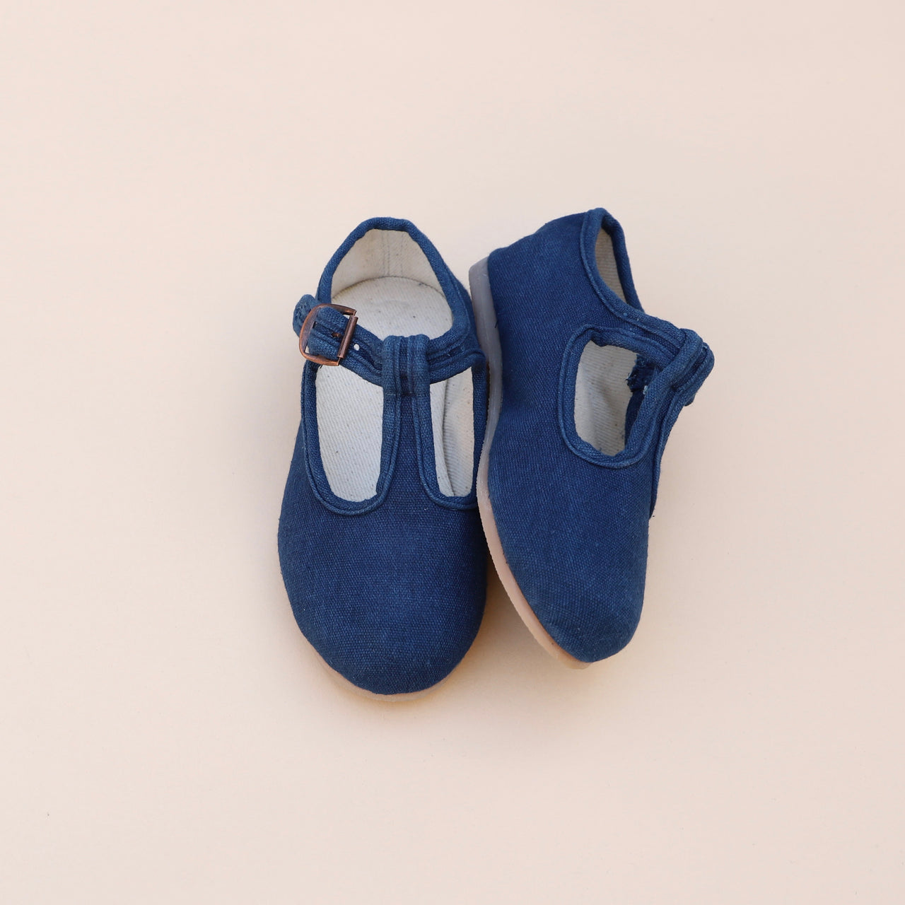 Indigo | Child's T-Strap Mary Jane