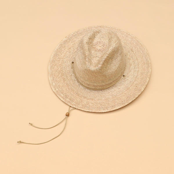Adult Palm Hat | Natural | Large