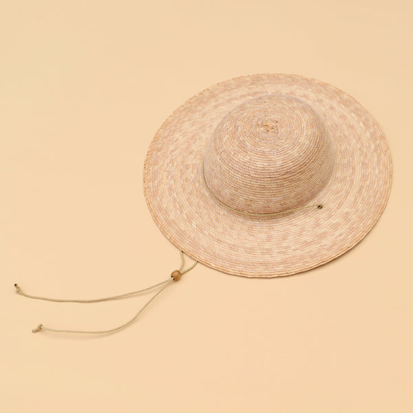 Child's Round Palm Hat