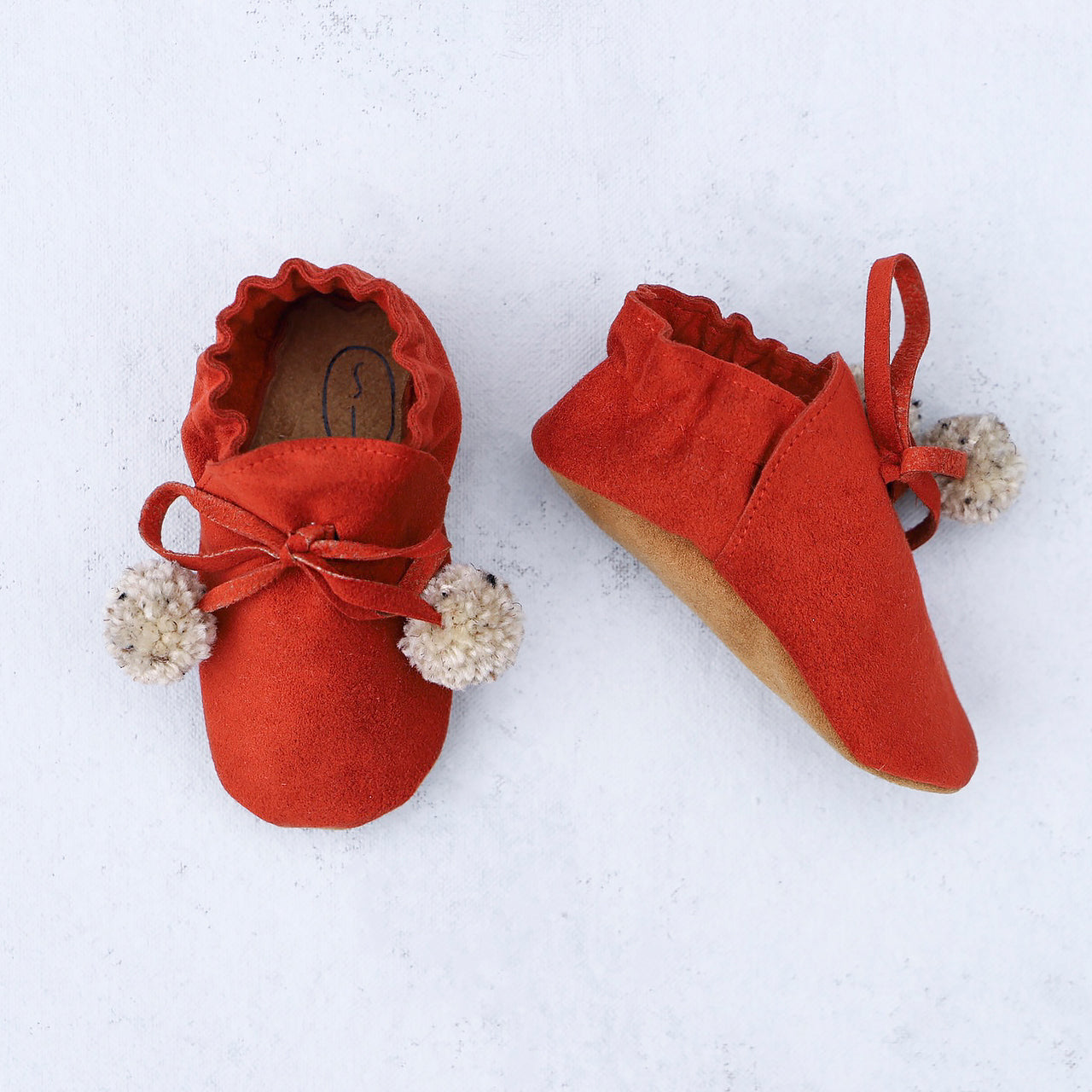 Baby Shoes | Brick