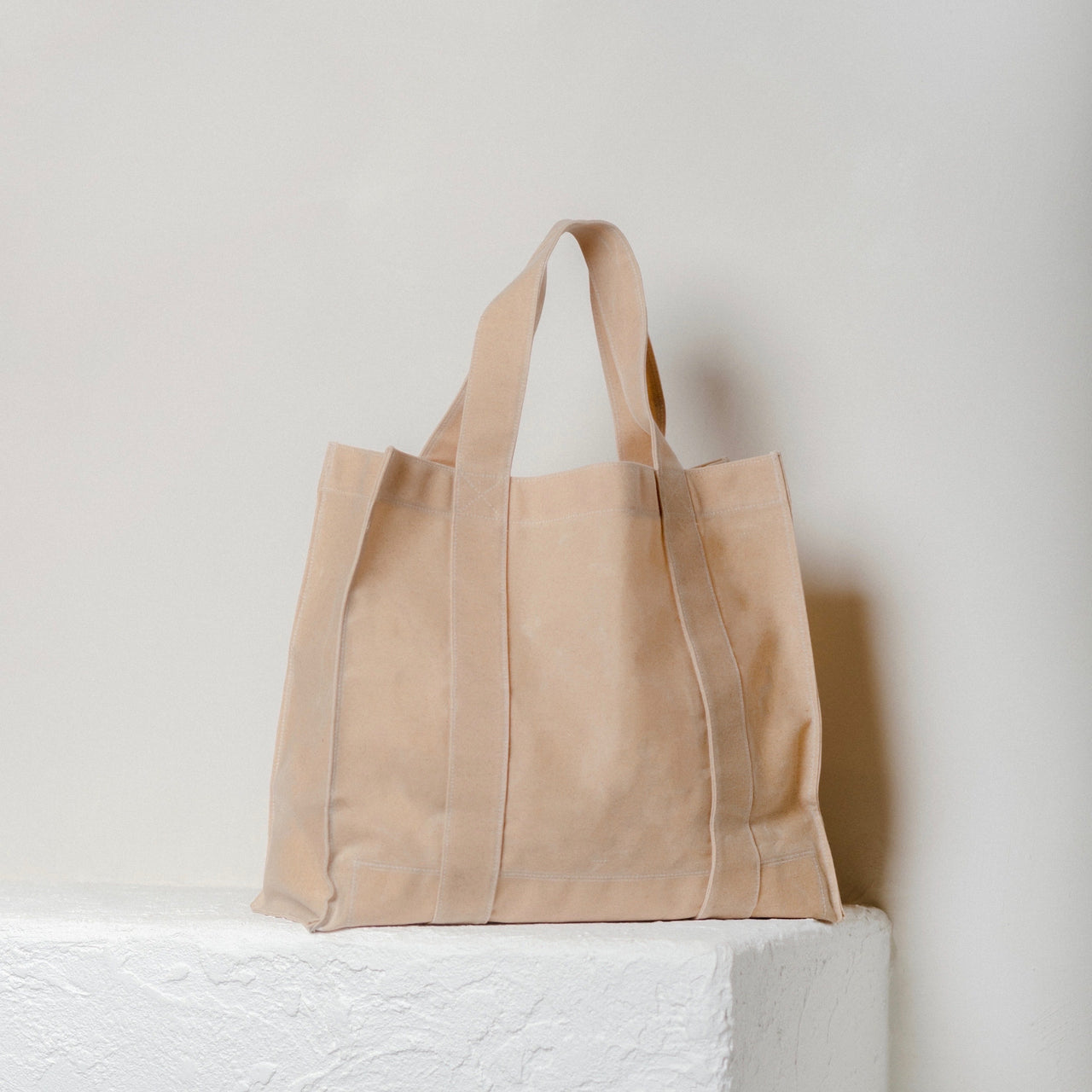 Child's Canvas Hat | Moss