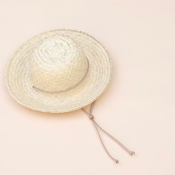 Child's Palm Woven Hat