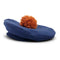 Blueberry/Pumpkin Beret - Small Lot Co.