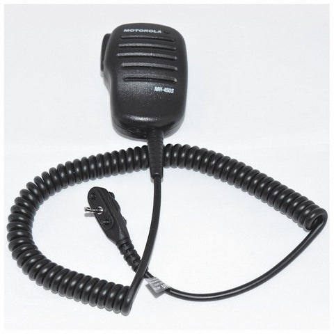 MH-450S Medium Duty Speaker Microphone