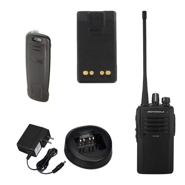 Motorola VX-261 VHF 5 Watt Two Way Radio
