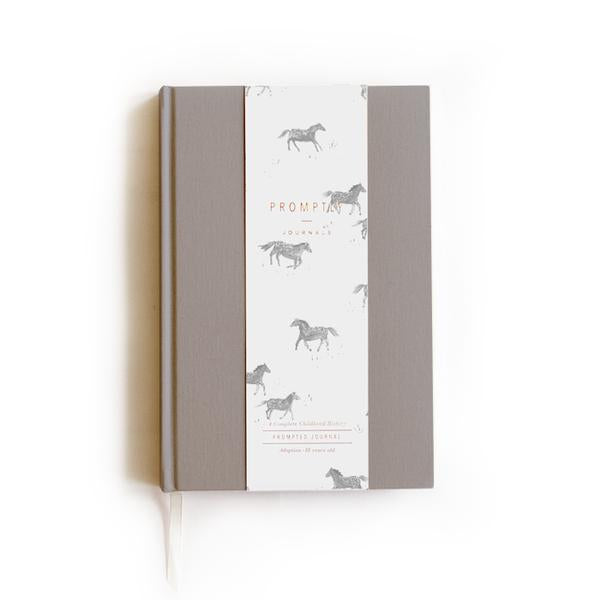 Adoption History Journal- Grey