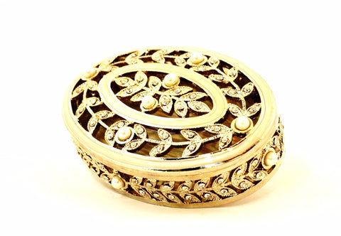 Martyna Jewelry Trinket Box