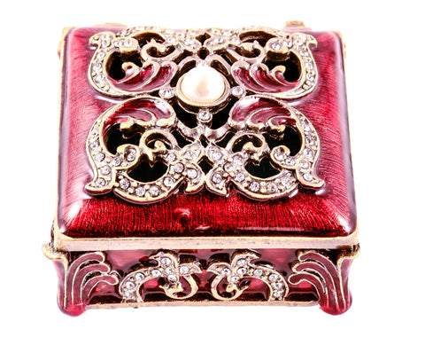 Decorative Jewelry Trinket Box