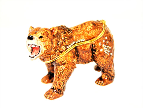 Bear Trinket Box
