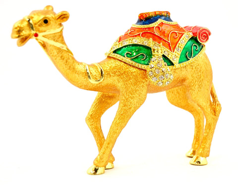 Camel Trinket Box