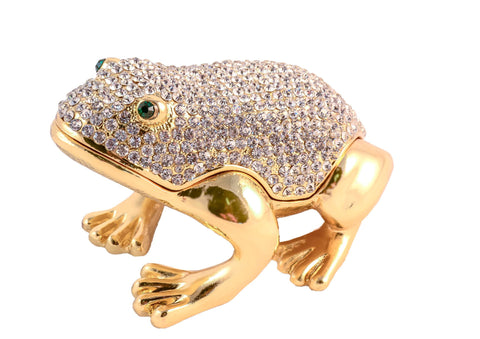 Big Frog  Trinket Box