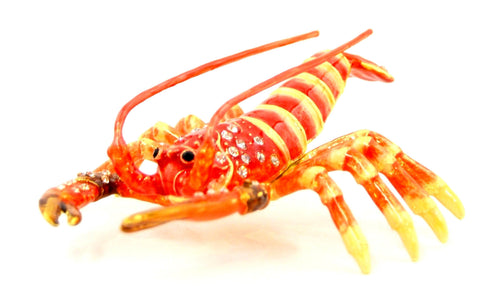 Lobster Trinket Box