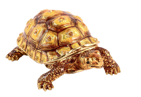 Tortoise Trinket Box