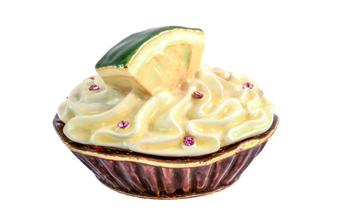 Lemon Pie Trinket Box