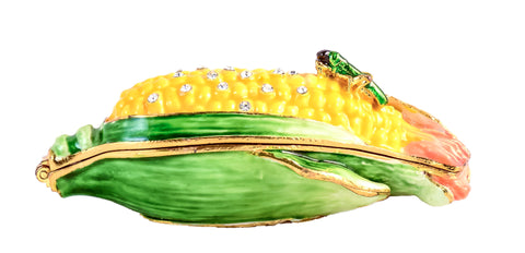Corn Trinket Box