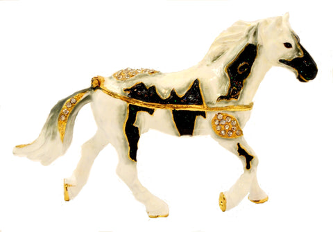 Big Horse Trinket Box