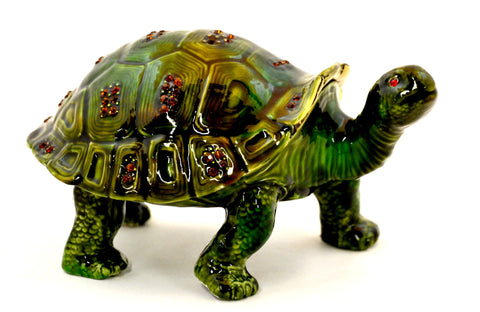 Big Turtle Trinket Box