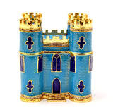Classic Castle Trinket Box