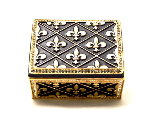 Big Jewelry Trinket Box