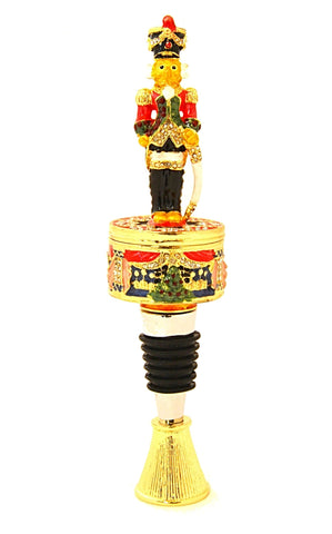 Nutcracker Box Wine Bottle Stopper