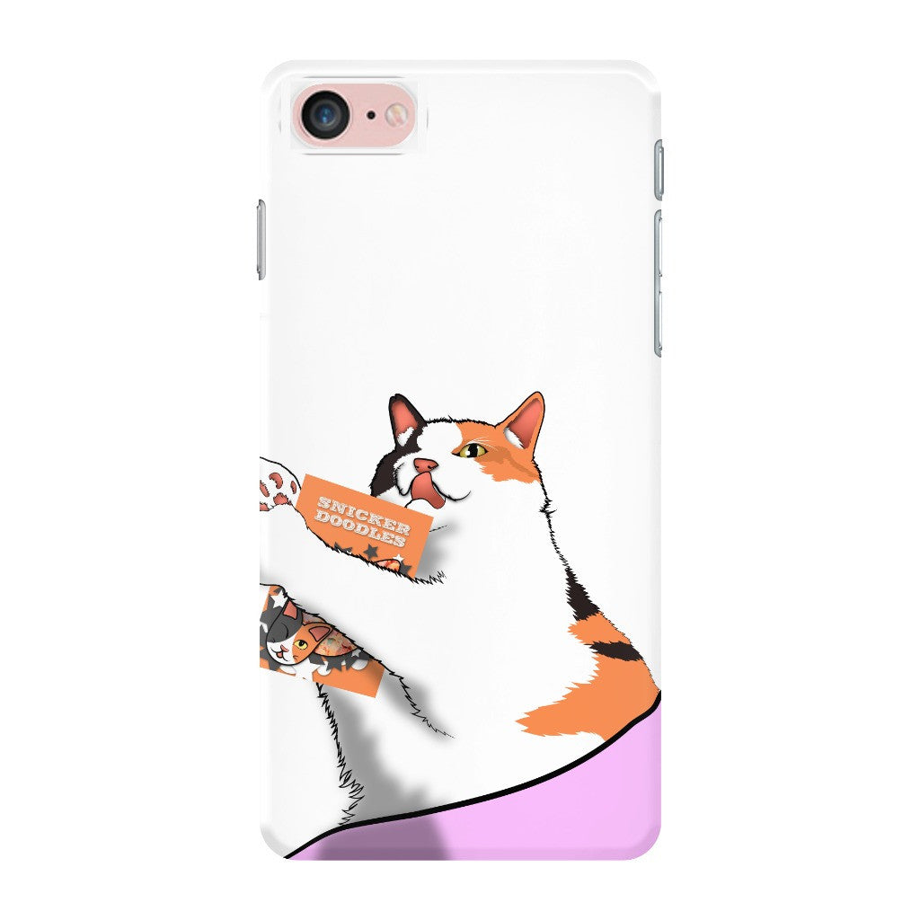 Snickers & Treats iPhone 7 Case