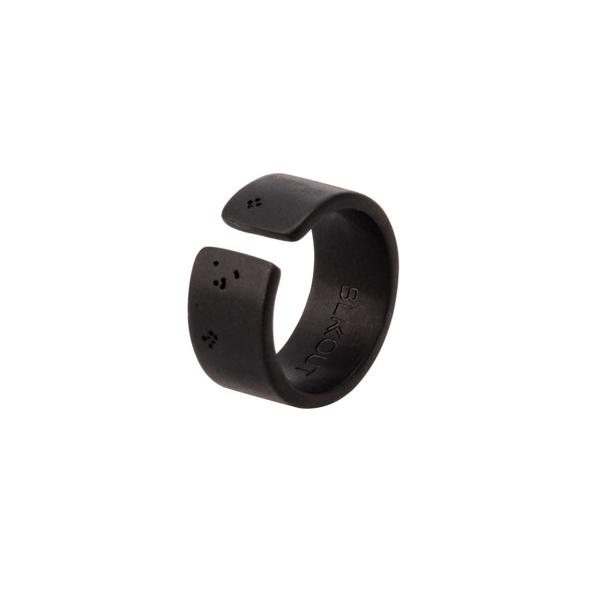 Gap Ring x MATTE BLK (1)