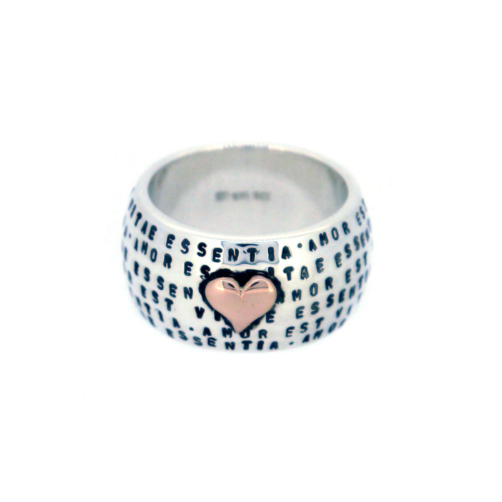 Amor Ring Curved