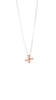 Criss Cross Pendant