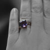 Renaissance Ring with Amethyst
