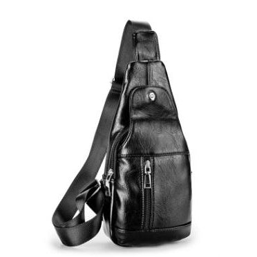 Strapping Retro Chest Sling Bag
