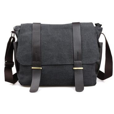 Lionhearted Messenger Bag