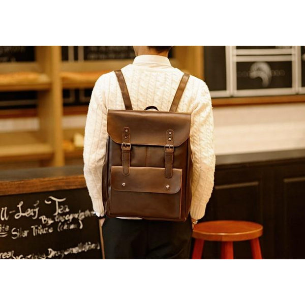 Intricate Simple Backpack