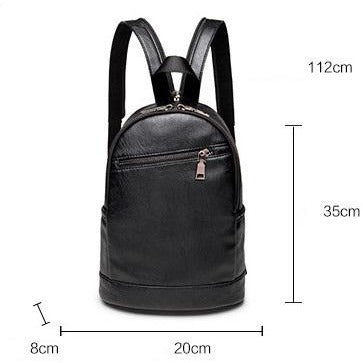 Hypersonic Black Shoulder Sling Bag