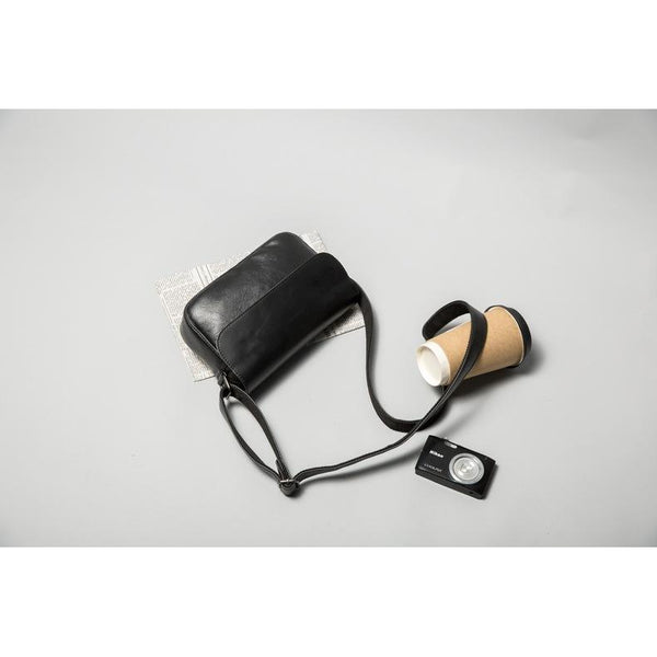 Commanding Unruffled Mini Slingbag