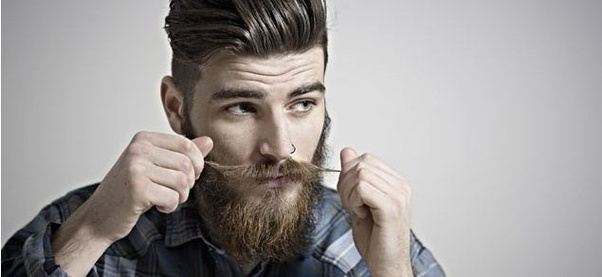 How To Grow Your Beard And Moustache Right And Not Look Like An Idiot
