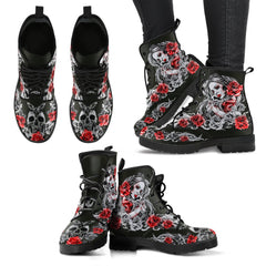 Express Delivery - Skull Girl Boots