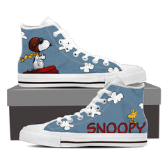 Snoopy Custom Shoes