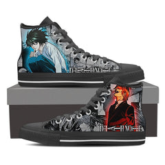 Death Note Manga Custom Shoes