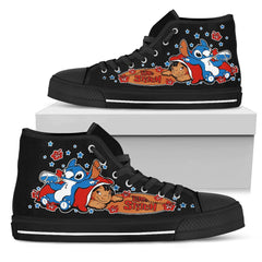 Express Delivery - Lilo & Stitch Custom Shoes