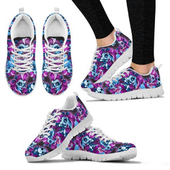 Express Delivery - Sugar Skull Sneakers