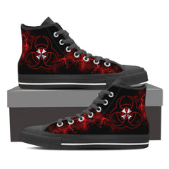 Resident Evil Symbol Custom Shoes