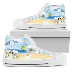 Express Delivery - Snoopy Custom Shoes
