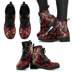 Express Delivery - Skull Lady Boots