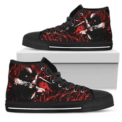 Express Delivery - Resident Evil Custom Shoes