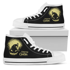 Express Delivery - Nightmare Before Christmas Creative High Top Shoes