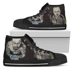 Express Delivery - Breaking Bad High Top Shoes