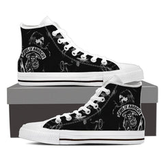 Sons of Anarchy Custom Shoes