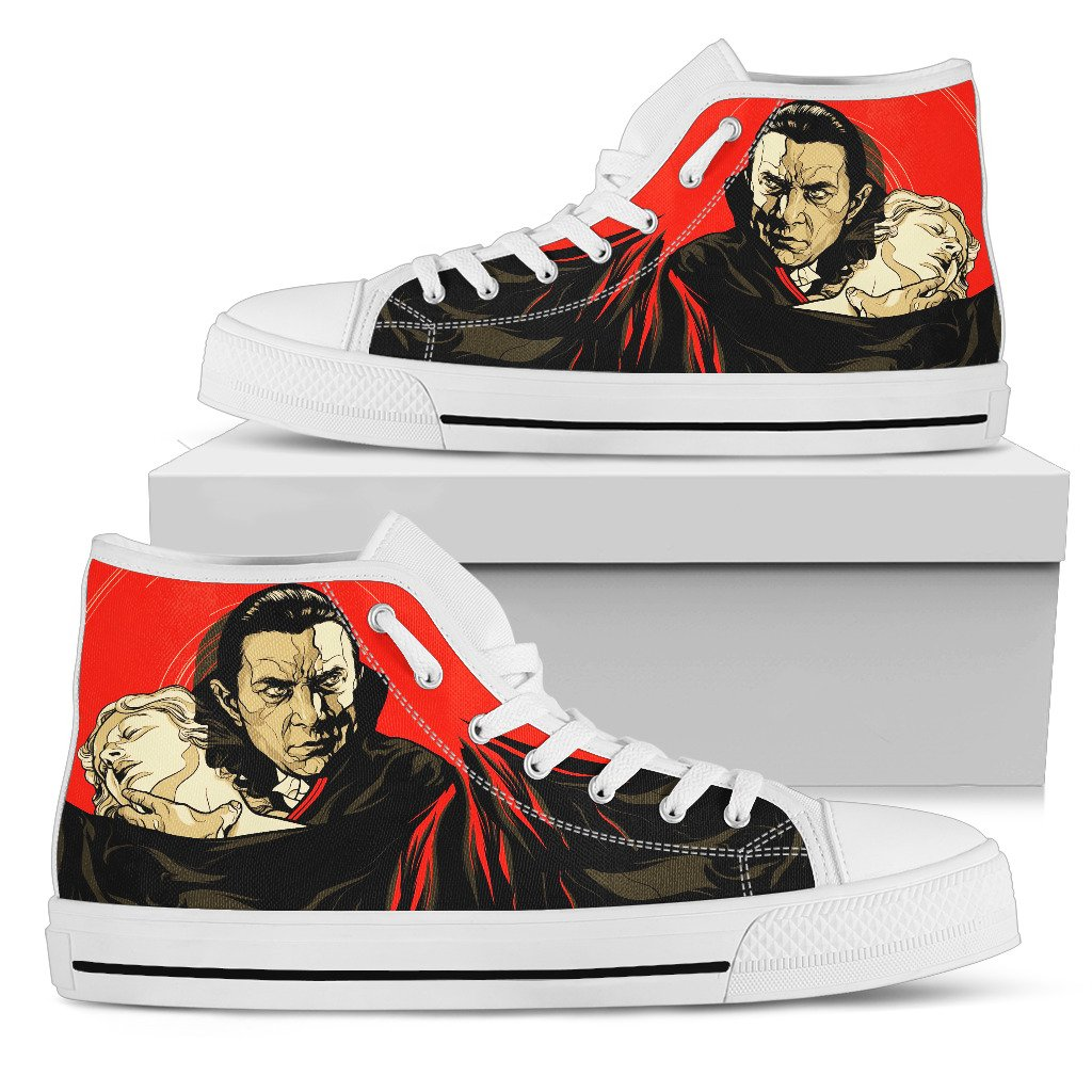 Express Delivery - Dracula Custom Shoes