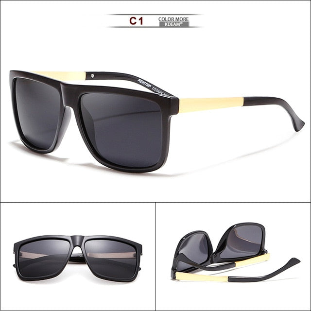 The Driver KDEAM Sunglasses
