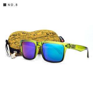 Sport Mirrored UV400 Sun Glasses